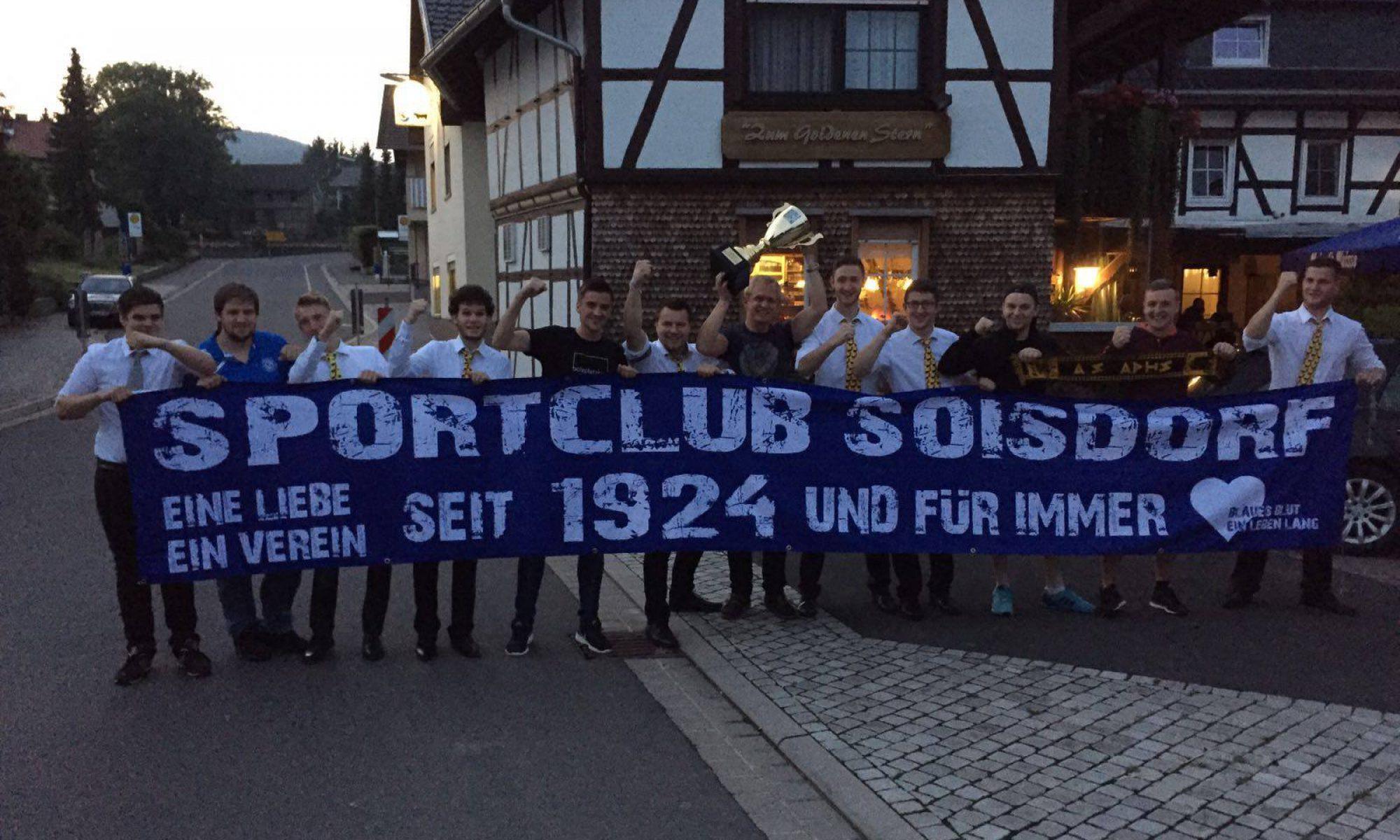 "Sportclub ""Blau-Weiß"" Soisdorf 1924 e.V."
